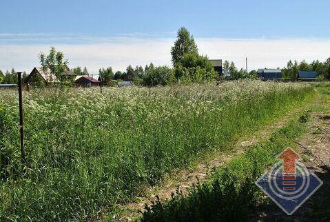 Земельный участок 8 соток в СНТ Горки у д. Большие Горки - Фото 3