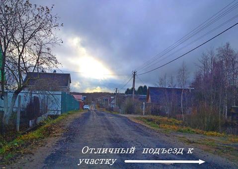 Участок 7 соток+дом, СНТ Синегейка, Ломоносовский район - Фото 4
