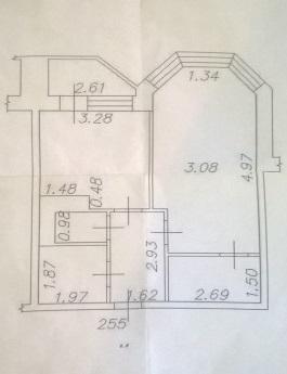 Продаю 1-комнатную квартиру 42 кв.м. этаж 16/18 ул. 65 лет Победы - Фото 1