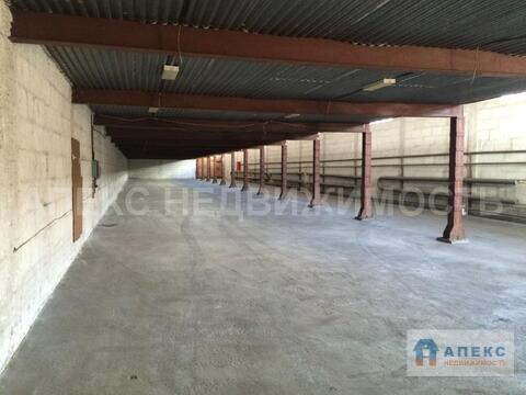 Аренда помещения пл. 1200 м2 под склад, производство, Внуково . - Фото 4