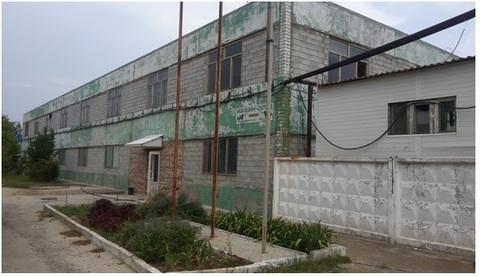 Производственная база в Волгограде - Фото 1