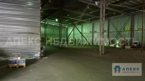 Аренда помещения пл. 2183 м2 под склад, офис и склад м. Алтуфьево в . - Фото 4