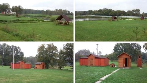 Земельный участок с водоёмом на территории - Фото 5