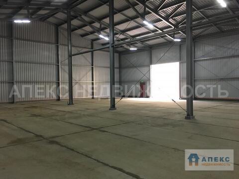 Аренда склада пл. 1200 м2 Видное Каширское шоссе в складском комплексе - Фото 5