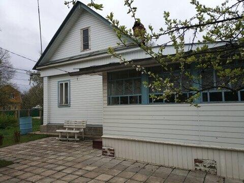 Участок с домом в д. Шихово около речки - Фото 1