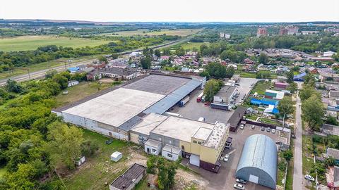 Складской комплекс общей площадью 8000 кв.м. на зем. участке 2,2 Га - Фото 1