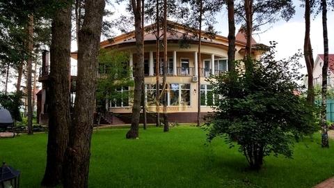 Аренда красивого коттеджа 850 м2 в 24 км. по Щелковскому ш. - Фото 1