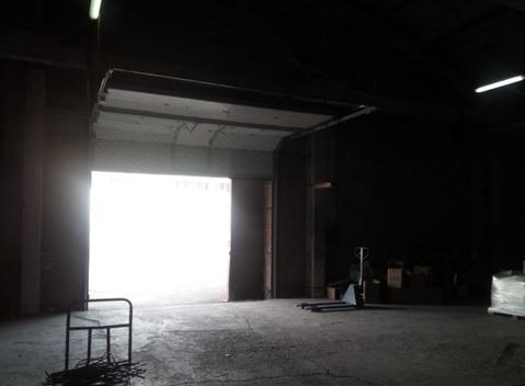 Сдаётся производственно-складское помещение 639 кв.м. в с. Цемдолина. - Фото 4