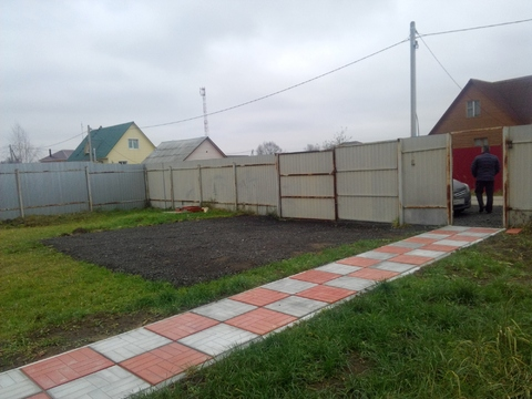 Дом с участком в селе, где все есть! - Фото 4