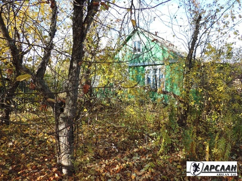 Продам участок 6 сот. с домом вид на Волгу - Фото 5