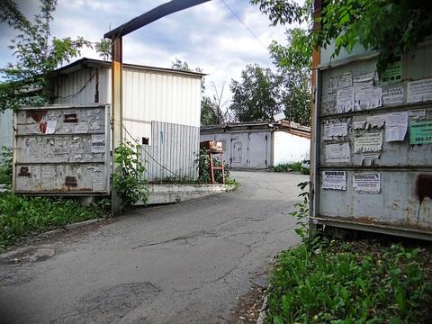 Продажа капитального гаража 18.3 м2 (унц) - Фото 5