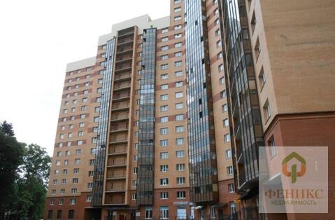 Двухкомнатная квартира с лоджией в новом доме в центре Всеволожска. - Фото 1