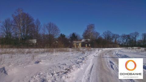 Земельный участок со строением - Фото 2