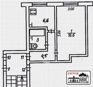 Продается однокомнатная квартира на ул. Дружбы - Фото 5