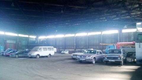 Производственные комплексы.3300кв.м. 10м высота.теплые - Фото 1