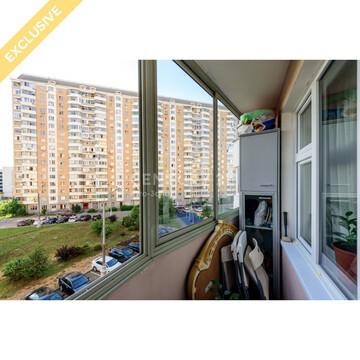 1 комнатная квартира ул. Солнечная 7 - Фото 2