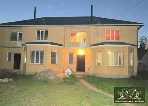 Таунхаус и гостевой домик на участке 13 соток в пос.им.Ленина (Арсаки) - Фото 1