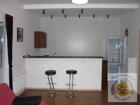 Однокомнатная квартира студия с ремонтом на сжм - Фото 1