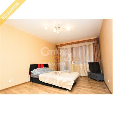 Предлагается к продаже 1-комнатная квартира по улице Балтийская дом 73, Купить квартиру в Петрозаводске по недорогой цене, ID объекта - 321640810 - Фото 1