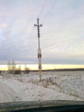Продам земельный участок ИЖС в п.Нижегородец по Арзамасскому шоссе 30к