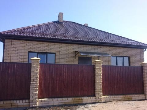 Готовый дом в Краснодаре 110кв.м 4,2 сотки - Фото 1