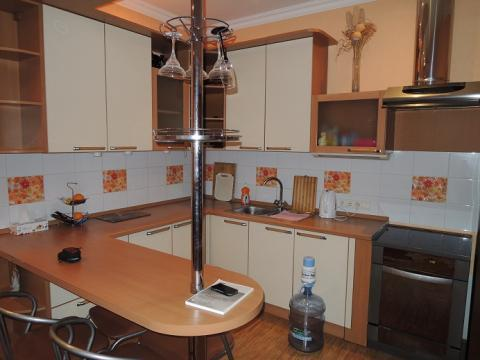Трёх комнатная квартира в Ленинском районе в ЖК «Пять звёзд» - Фото 4