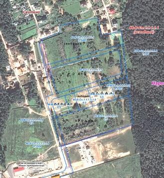 Пром. участок 1 Га в 30 км по Киевскому шоссе на бетонке - Фото 5