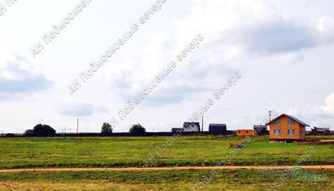 Ярославское ш. 42 км от МКАД, Балабаново, Участок 9.5 сот. - Фото 1