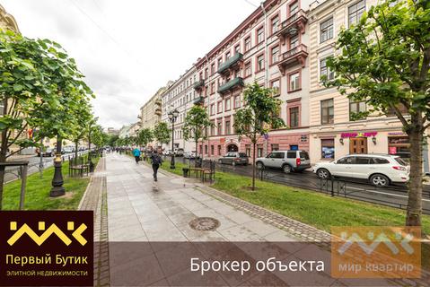 Продается 3к.кв, Фурштатская - Фото 1