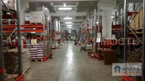 Аренда помещения пл. 3376 м2 под склад, аптечный склад, м. Царицыно в . - Фото 1