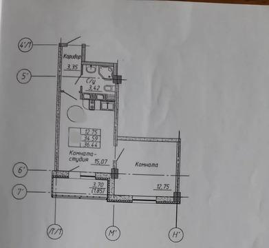 Объявление №61908967: Продаю 1 комн. квартиру. Санкт-Петербург, Пулковское ш., 14с6,