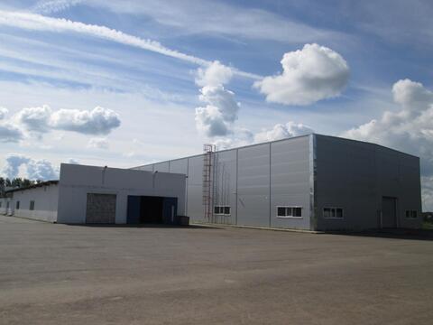 Предлагаем складской комплекс в Калужской области - Фото 1