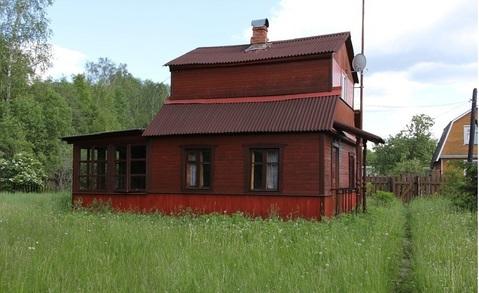 Дача на р. Волга, г. Конаково, возле леса. - Фото 1