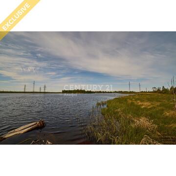 Продажа земельного участка 14 соток на первой береговой линии реки Шуя - Фото 1