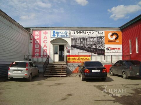Аренда торгового помещения, Пенза, Ул. Чаадаева - Фото 1