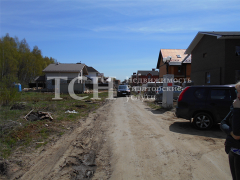 Участок, Щелковский, кп Заповедный парк - Фото 2