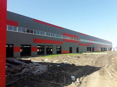 Аренда склада от 729 кв.м, Краснодар - Фото 1