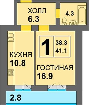 Продажа квартиры, Калининград, Ул. Старшины Дадаева