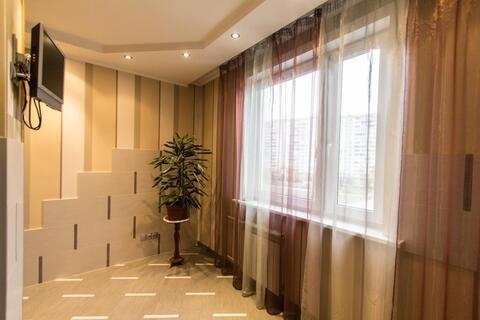 Четырехкомнатная квартира 120 кв м с дизайнерской отделкой, Митинская - Фото 5