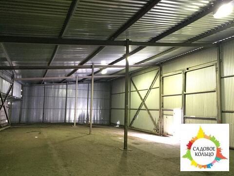 Под склад, металлический ангар, холод, выс. потолка: 6 м, большие вор - Фото 3