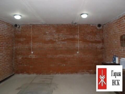 Продам капитальный гараж, ГСК Сибирь №150. Нижняя зона Академгородка. - Фото 2