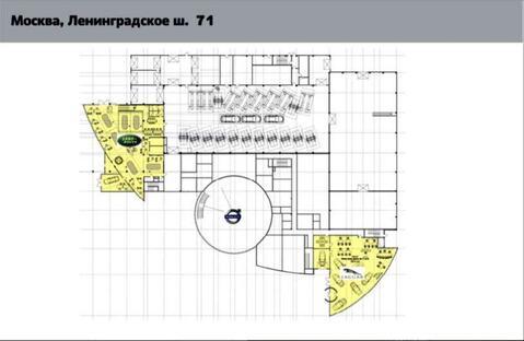Продажа авто-сервисного центра продаж класса А, на Ленинградском ш. 71 - Фото 4