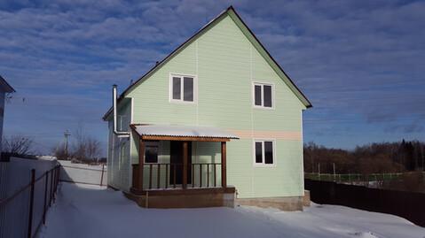 Купить дом из бруса в Раменском районе с. Речицы - Фото 3