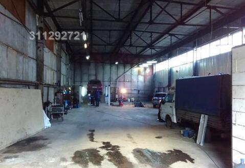 Под автосервис, теплый, выс. потолка:11 м, пол-бетон, с оборудов, ого - Фото 3