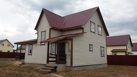 Продам новый дом из бруса ИЖС - Фото 1