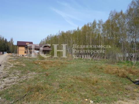 Участок, Щелковский, кп Заповедный парк - Фото 4