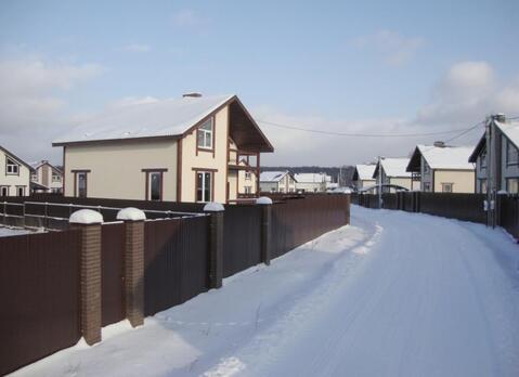 Продаётся новый дом 155 кв.м с участком 8 сот. в пос. Подосинки - Фото 3
