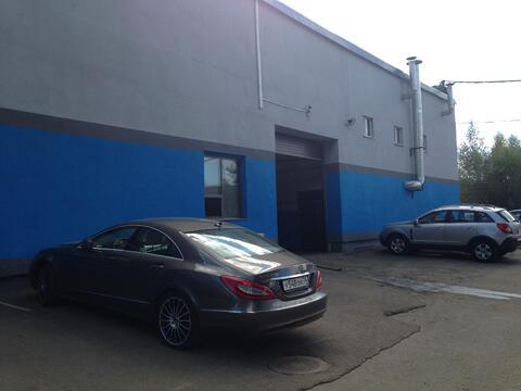 Новый производственный корпус на ул. Промышленная, площадью 5048 кв.м. . - Фото 1