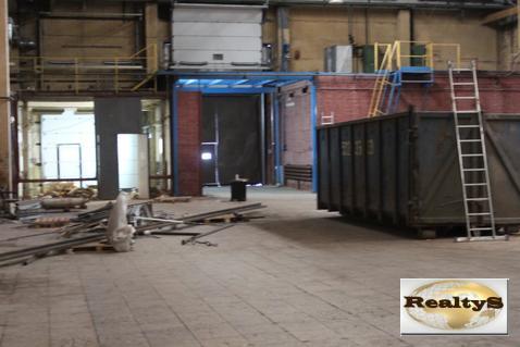 Производственное помещение 2500м2 с кран-балкой - Фото 2