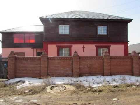 Продам большой 3-этажный дом в Хомутово Западный - Фото 1